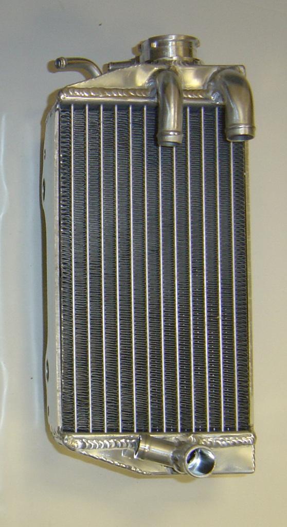 RIGHT SIDE RMZ450 PERFORMANCE RADIATOR MX029A
