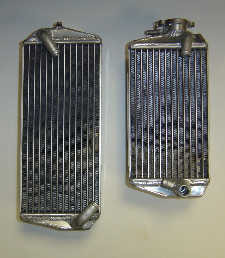 PAIR OF RMZ450 PERFORMANCE RADIATORS MX018