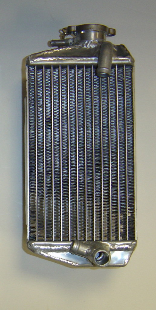 RIGHT SIDE RMZ450 PERFORMANCE RADIATOR MX018A