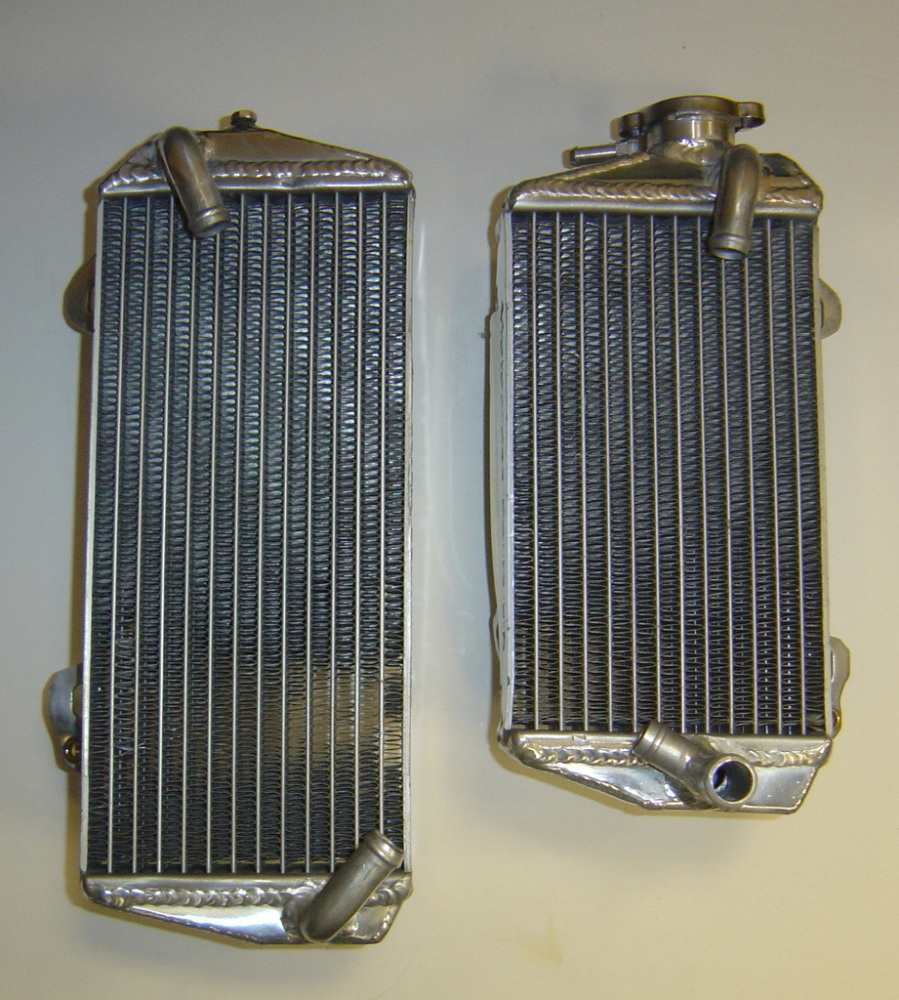 PAIR OF RMZ450 PERFORMANCE RADIATORS MX024
