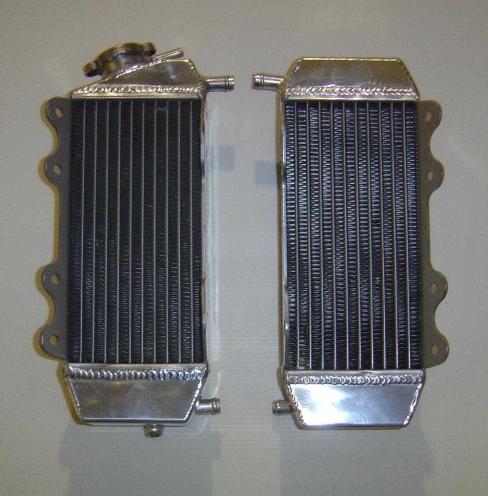 PAIR OF YZF250 PERFORMANCE RADIATORS MX022
