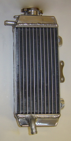 RIGHT SIDE YZF250 PERFORMANCE RADIATOR MX026A