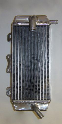 LEFT SIDE YZF250 PERFORMANCE RADIATOR MX026B