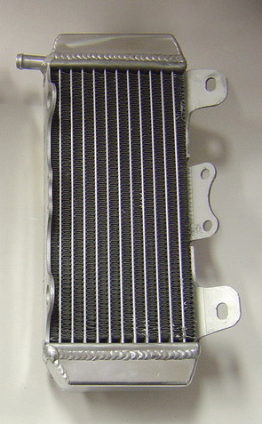 LEFT SIDE YZF250 PERFORMANCE RADIATOR MX001B