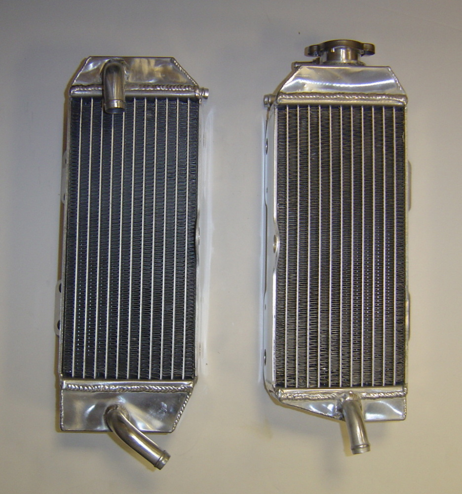 PAIR OF YZF450 RADIATORS MX025