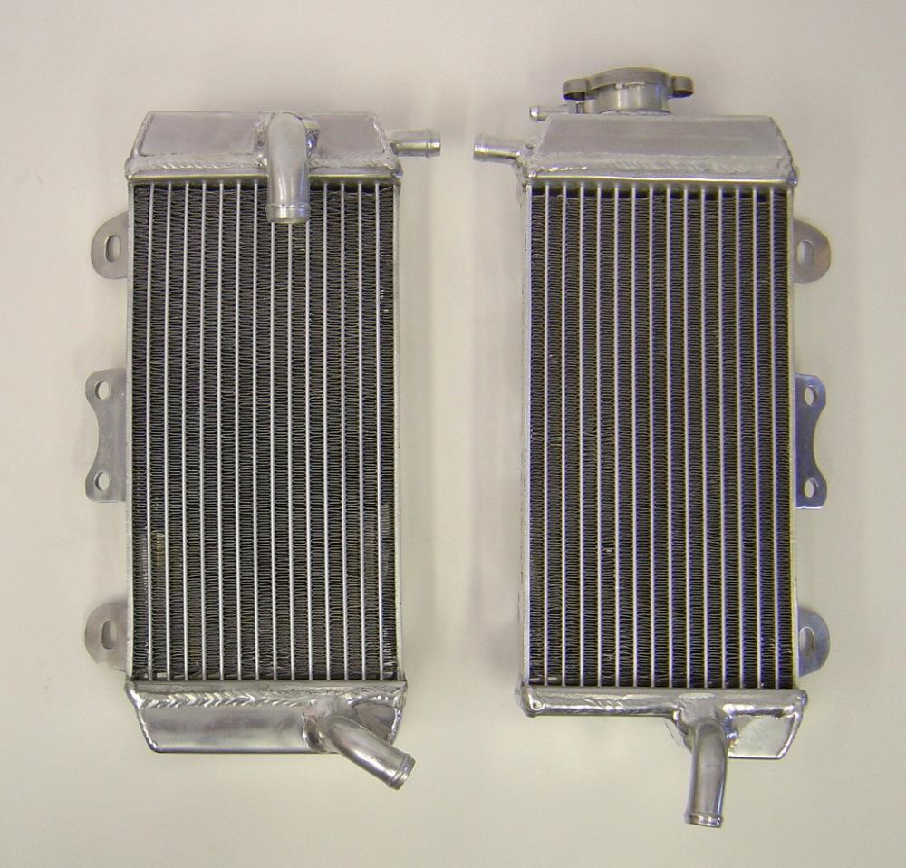 PAIR OF YZF450 PERFORMANCE RADIATORS MX004