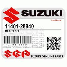 RMZ450 COMPLETE GASKET KIT 11401-28840