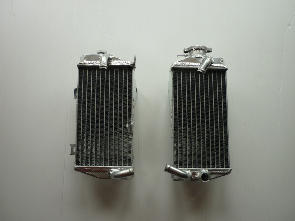 CRF250R PAIR OF RADIATORS 2014 (MX012)
