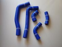 BLUE SILICONE HOSES (422)