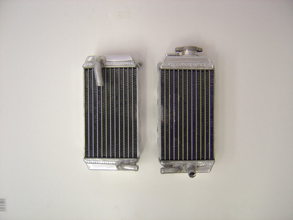 PAIR OF PERFORMANCE RADIATORS (MX002)
