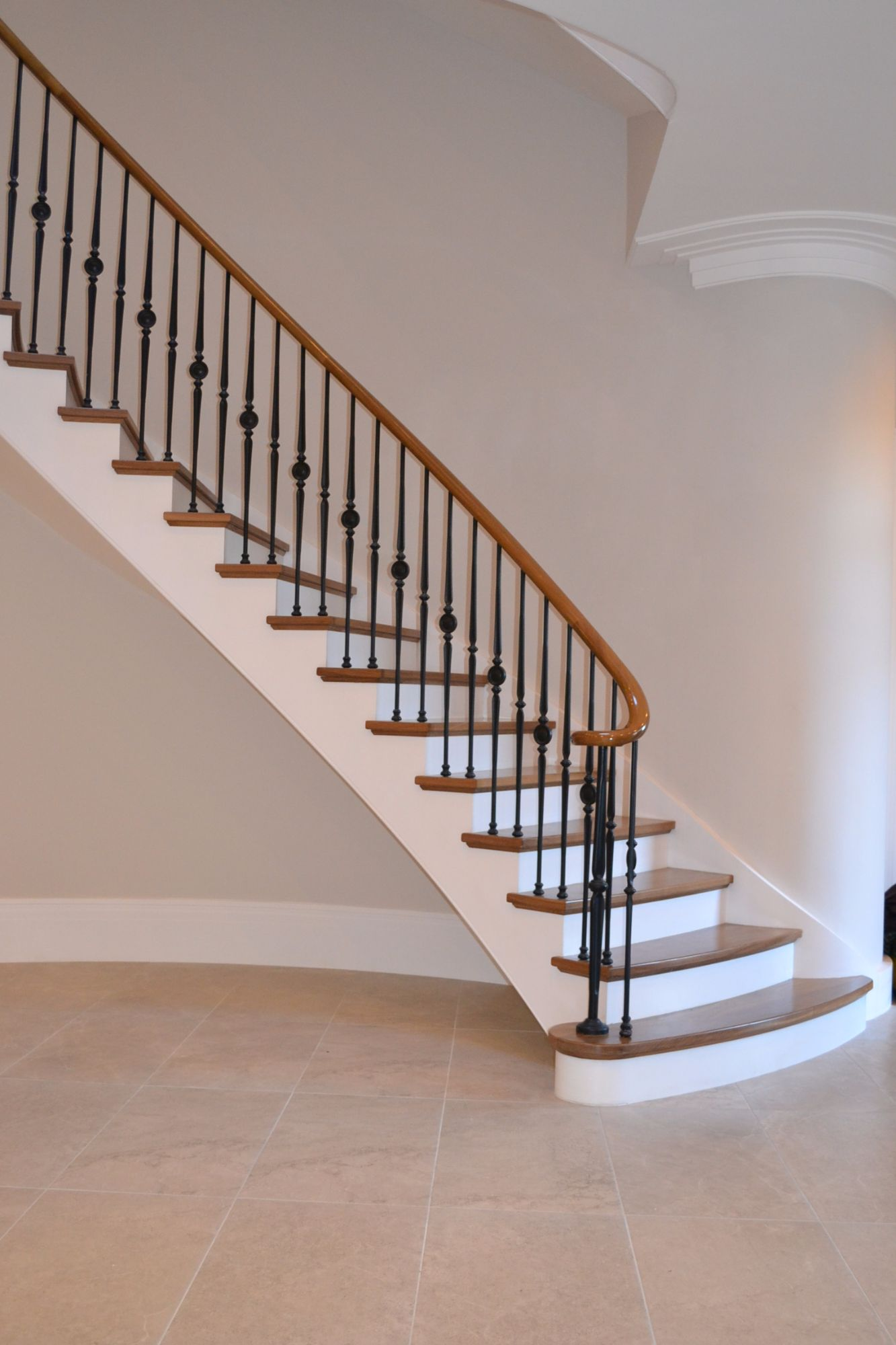 High Quality ... Helical Staircase ...
