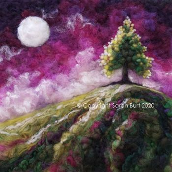 Mulberry Moonlight