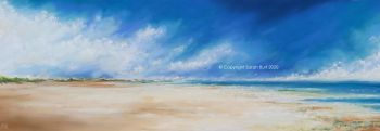 SOLD - New Pastel -  Last Flight of August