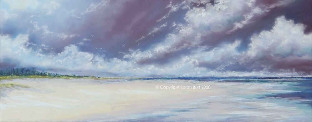 Copyright - After the Storm - Pastel