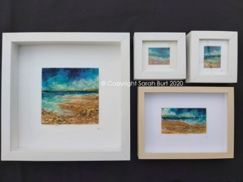 Copyright - Set of 4 November Breeze