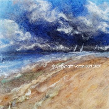 SOLD -  Evading the Storm