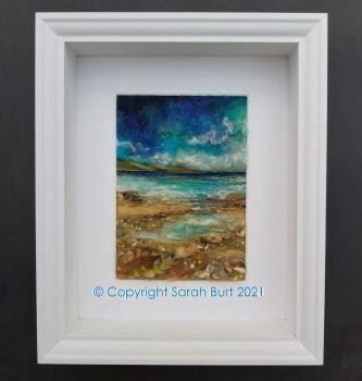 Copyright - Framed - 2021 January Shores