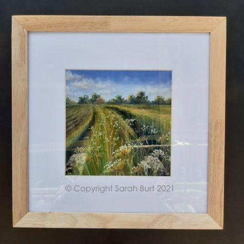 Copyright 2021 - Framed Between the Fields