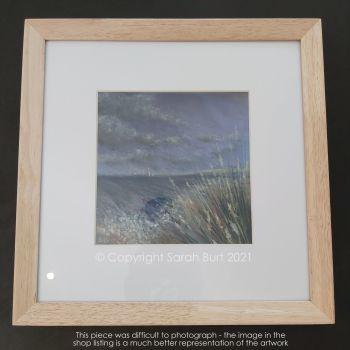 Copyright 2021 - Framed Sailing Under the Storm