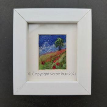 SOLD -  Mini-mini - Poppies