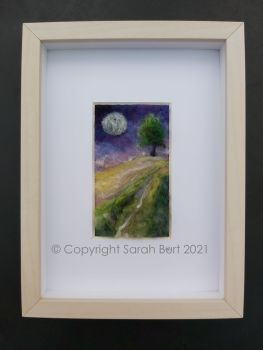 SOLD -  Sparkling Moon