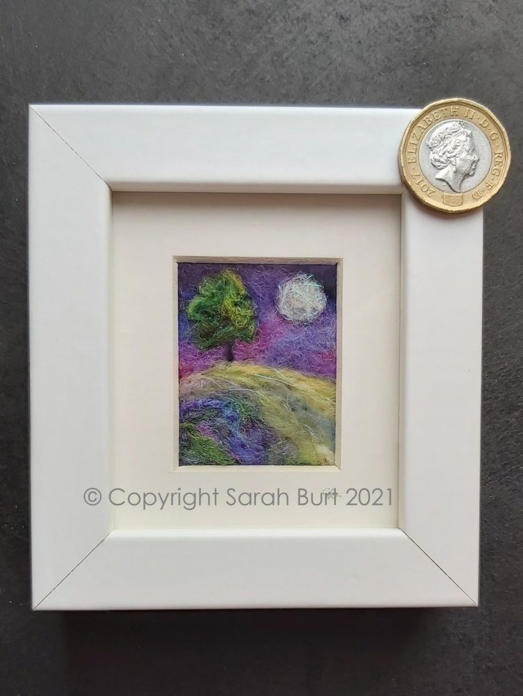 Mini-mini - Sparkling Moon (portrait)