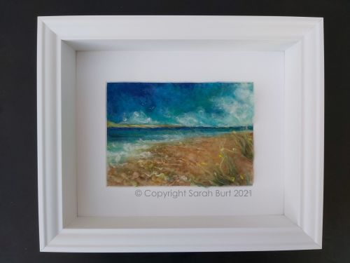 Copyright - Framed - Beyond the Sea Poppies (1)