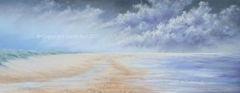New Pastel -  Storm Light (Collection in person only)