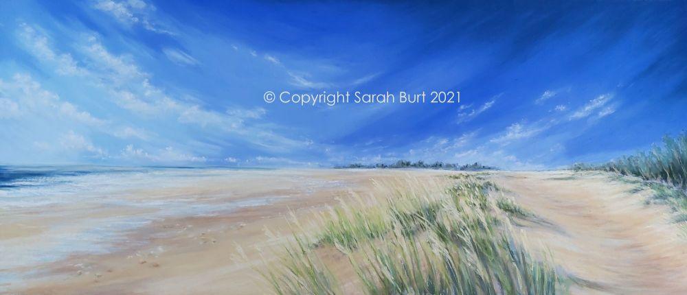 sarah-burt-fine-art-pastel-seascape-holkham-to-wells