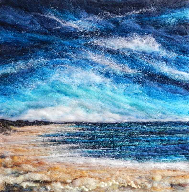 seascape for katie adams - brighter