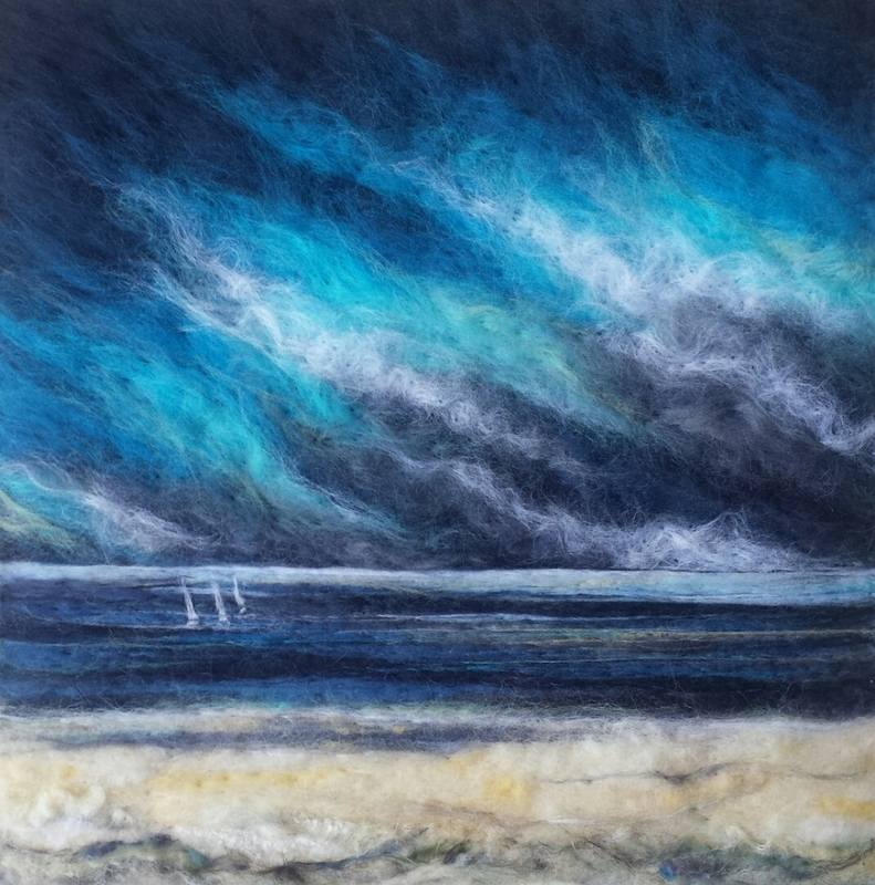 2015-03-29 Seascape Teal Storm Boats