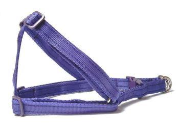 Plain Step-In Harness - Purple