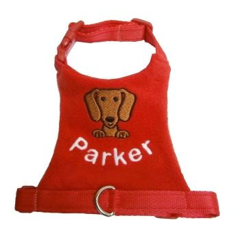 DACHSHUND Fleece Vest Harness