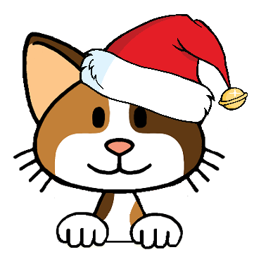CHRISTMAS CAT PRODUCTS