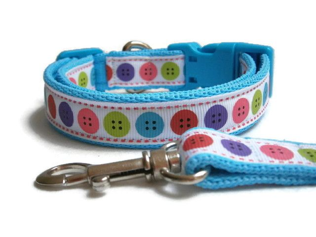 DECORATIVE COLLAR  & LEADS - 20mm