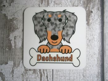 Dog Breed Face - Coaster