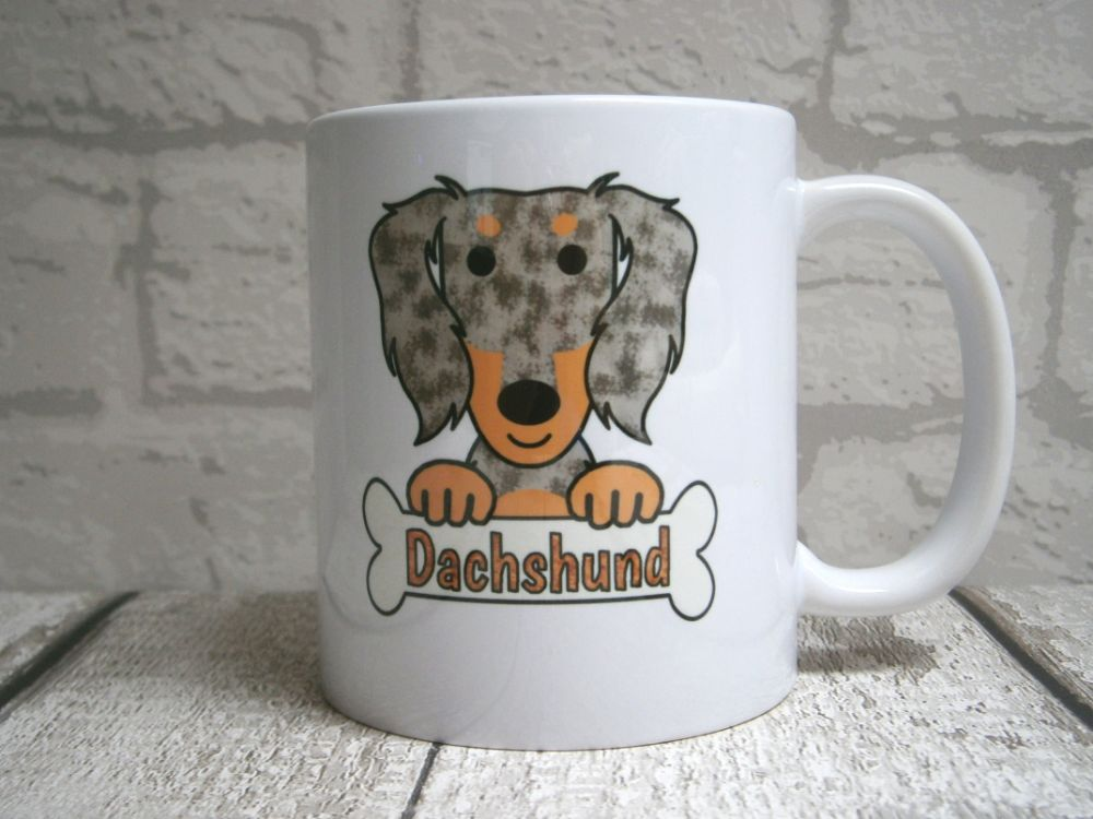 DOG BREED MUG