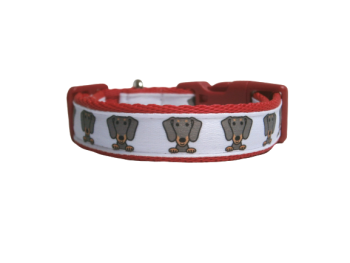 Dog Breed Collar - Custom Made