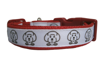 Custom Made - Bichon Frise Collar