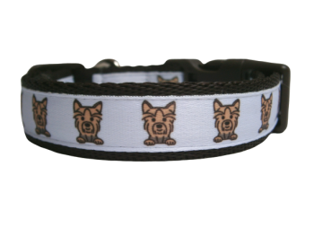 Custom Made - Yorkshire Terrier Collar