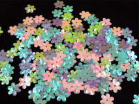 15mm Flower Sequins
