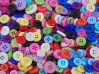 Assorted Small Mixed Buttons