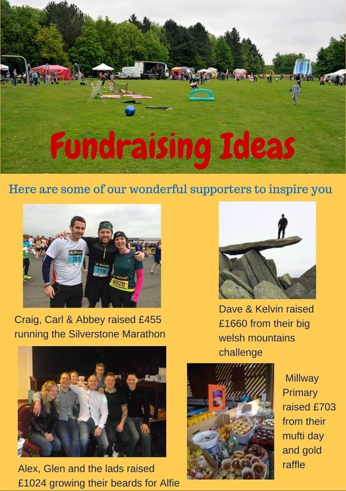 fundraisers collage 2015