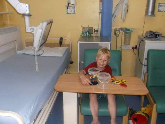 Alfie Diagnosis Day