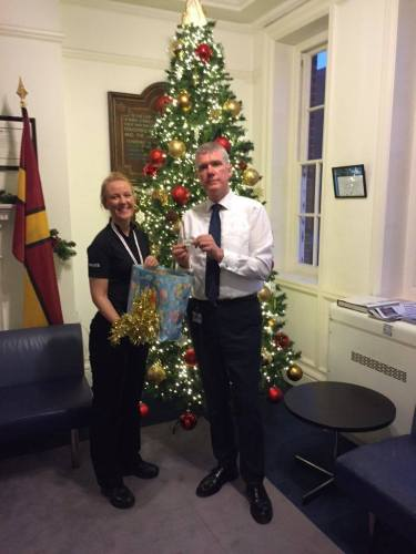 Northants Police raffle 2015