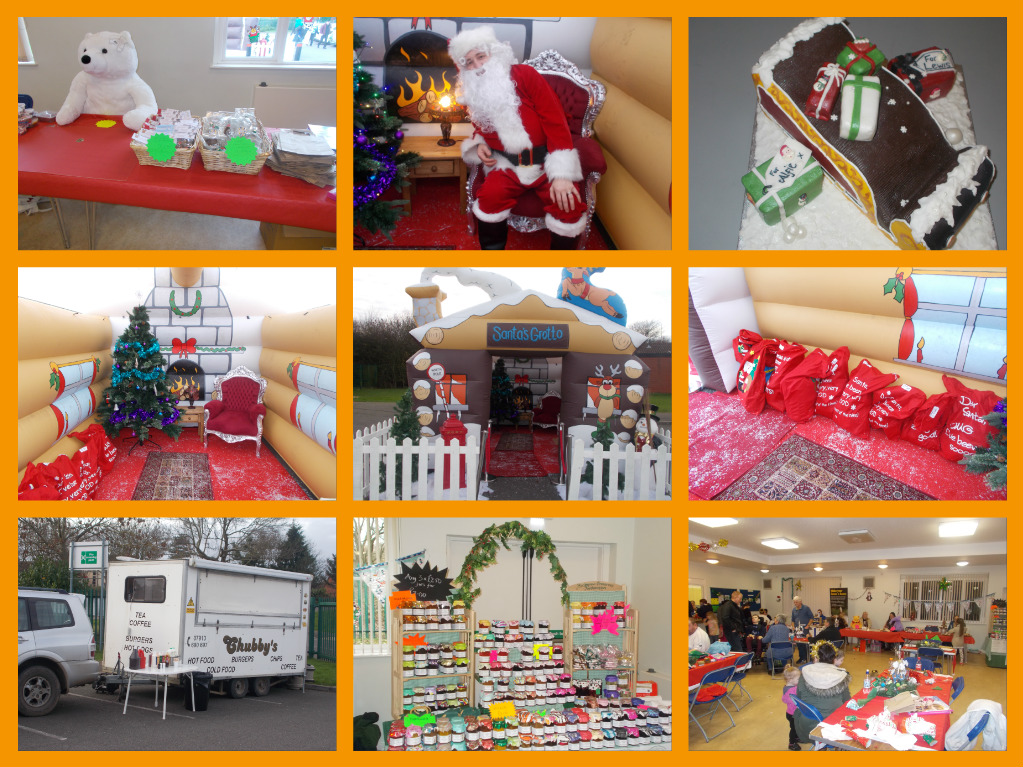 Xmas Fair Collage