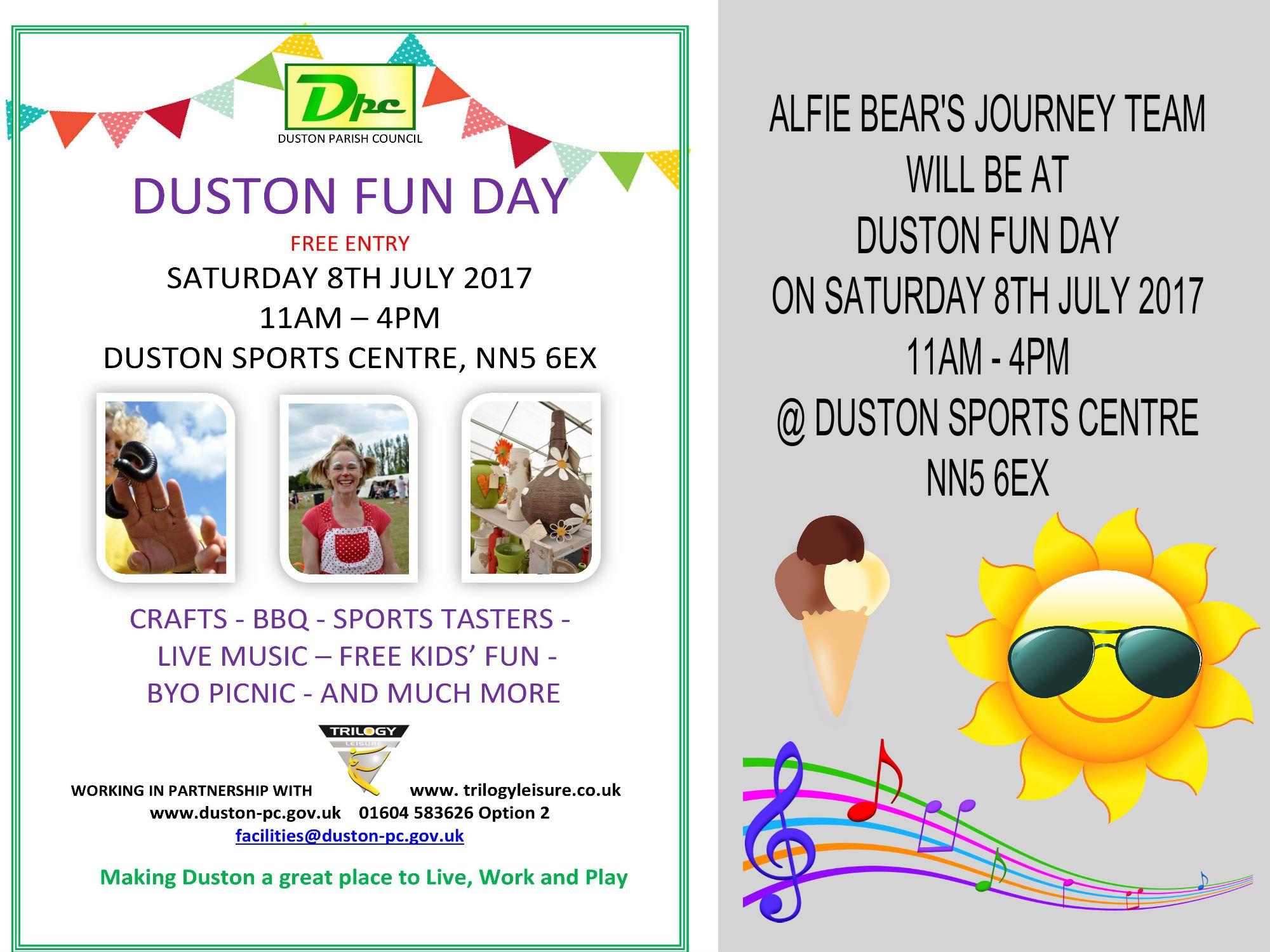 Duston Fun Day 2017
