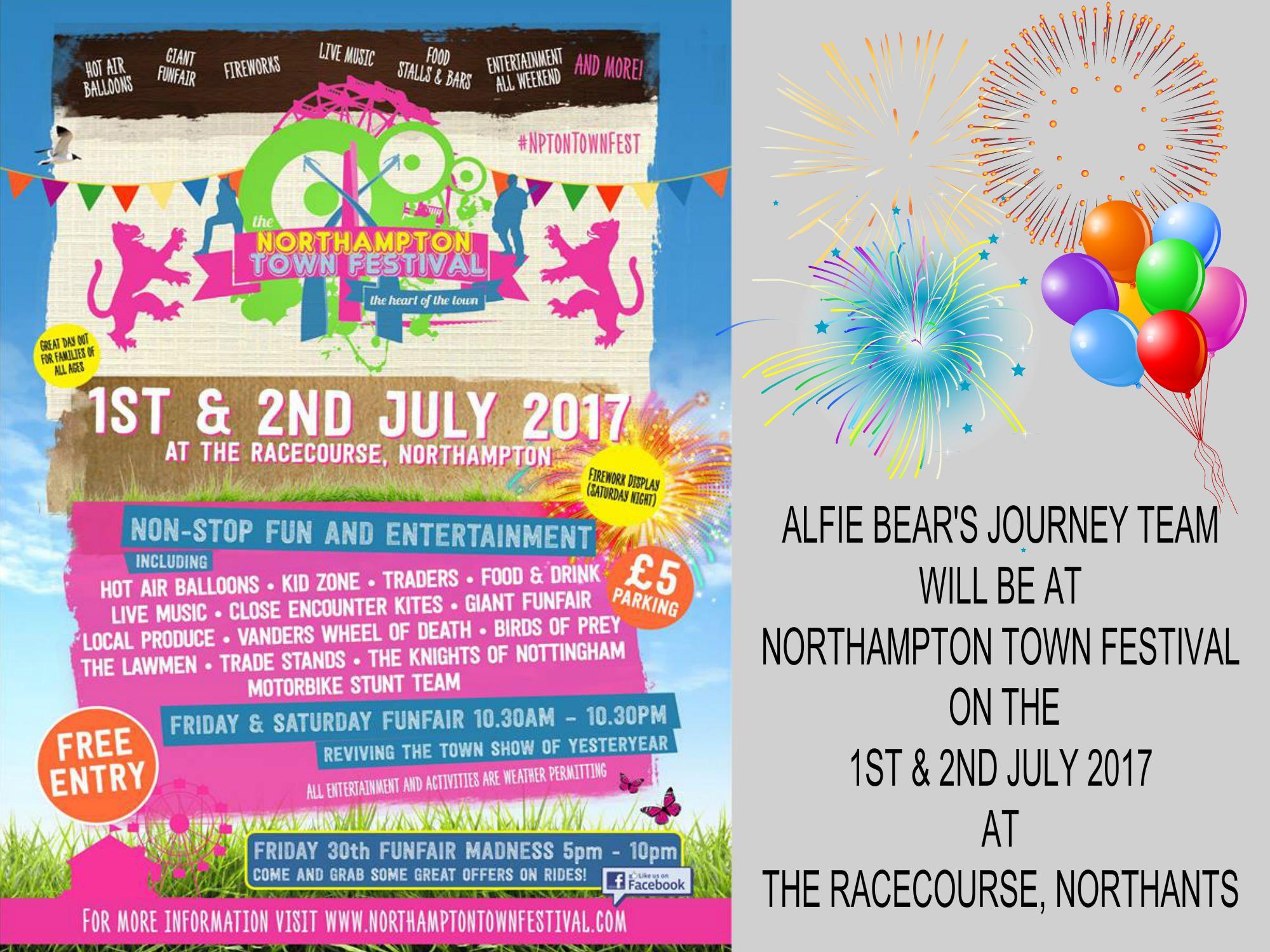 Northampton Town Festival 2017