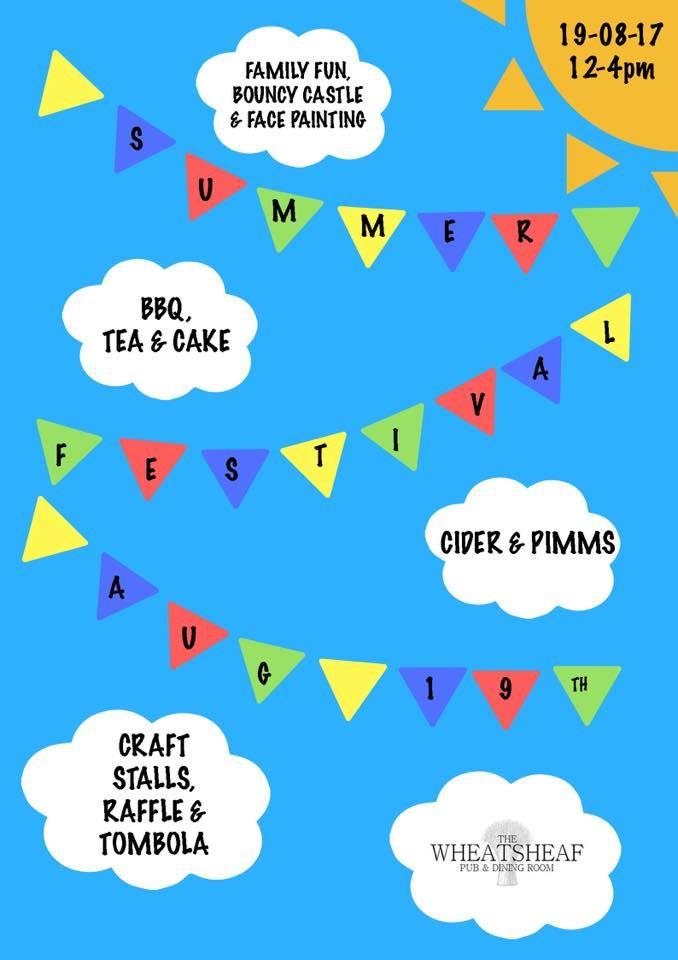 summer festival poster 17