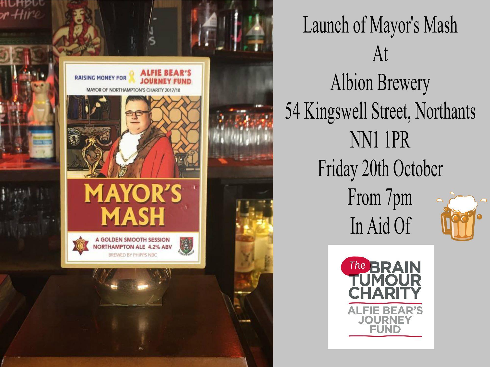 Mayor's Mash Launch 2017